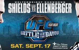 UFC Fight Night 25 Shields vs. Ellenberger