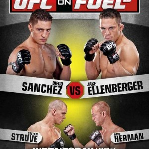 UFC: Sanchez vs. Ellenberger