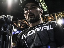 Akira Corassani UFC on FUEL TV 9
