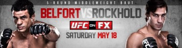 UFC on FX 8 – Rockhold vs. Belfort